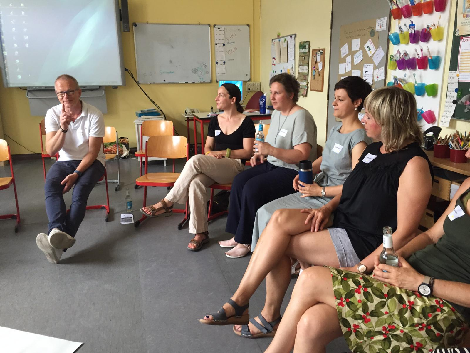 NVR OPEN SPACE MEETING IN BERLIN AM 15.-16.06.2019